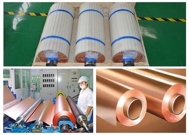 1 OZ Electrolytic Copper Foil For Fccl Grain Structure High Flexibility