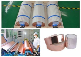 3 OZ Electrolytic Copper Foil For Epoxy Board STD Standard High Purity