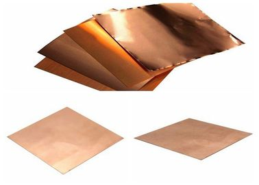 1.4 Mil Copper Foil Sheet For Transformer / c12200 copper foil