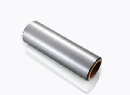 Nano Graphite Aluminum Foil Shielding , Gray Modified Roll Of Aluminum Foil